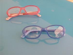 NANO, en rosa e azul