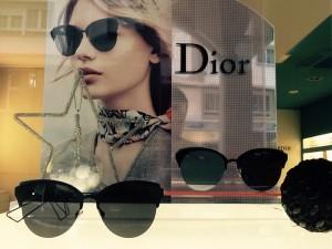 Dior, colección sol